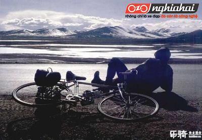 Vì sao nên du lịch bằng xe đạp?
