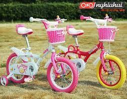 Xe đạp trẻ em Pigeon như thế nào 2