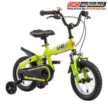 Giới thiệu tổng thể xe đạp trẻ em Goodbaby