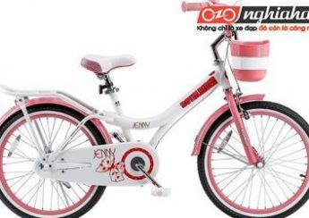 Đánh giá xe đạp Royalbaby Jenny Princess Pink Girls3
