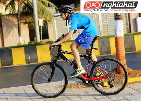 Kỹ năng đi xe đạp trẻ em. Hướng dẫn trẻ đạp xe 1