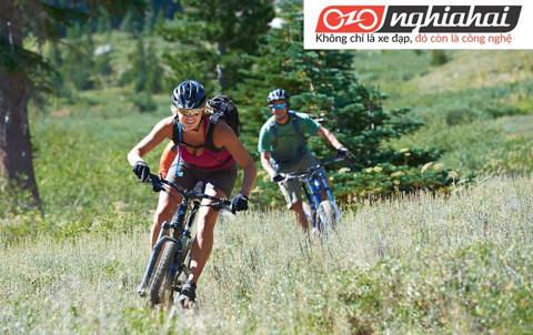 Kỹ năng leo núi bằng xe đạp địa hình. Xe đạp địa hình leo núi