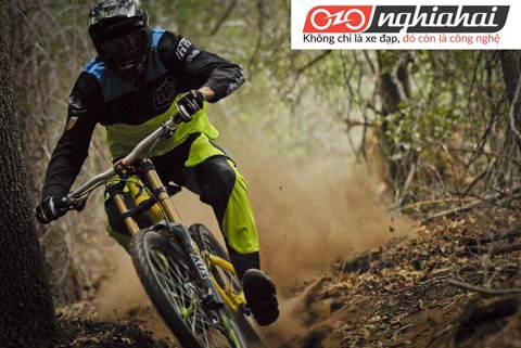 Kỹ năng leo núi bằng xe đạp địa hình. Xe đạp địa hình leo núi 2