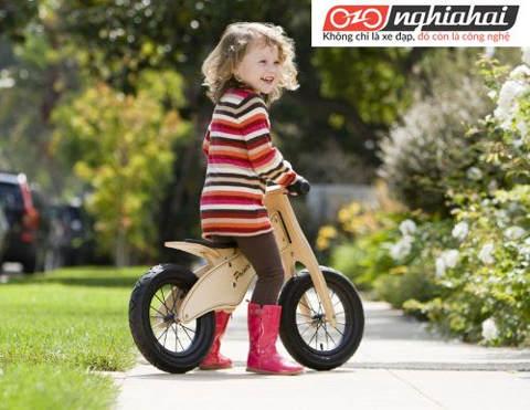 Kinh nghiệm đi xe đạp trẻ em. Xe đạp trẻ em cao cấp 2