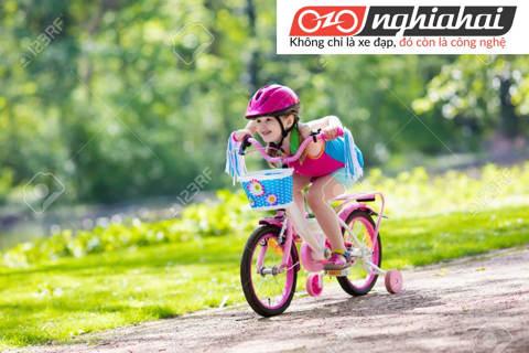 Lưu ý khi đi xe đạp trẻ em. Kinh nghiệm đi xe đạp trẻ em 1