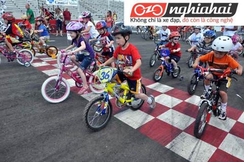 Lợi ích của xe đạp trẻ em. Chọn mua xe đạp trẻ em 2