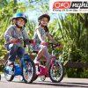 Xe đạp trẻ em ba bánh, Cách dậy trẻ em tập đi xe đạp 3