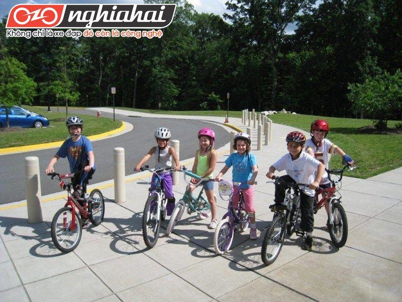 Những câu chuyện thú vị về xe đạp trẻ em 2
