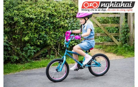 Phanh tay xe đạp trẻ em. An toàn khi đạp xe đạp trẻ em 3