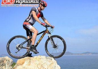 Tiêu chuẩn xe đạp địa hình. Mẫu xe đạp địa hình 1