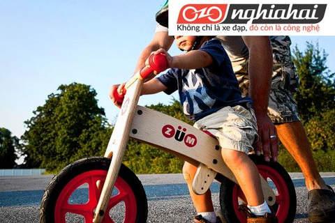 Chuẩn bị cho bé tập đi xe đạp trẻ em 2