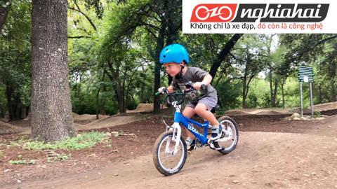 Lời khuyên khi cho trẻ đạp xe đạp trẻ em 2