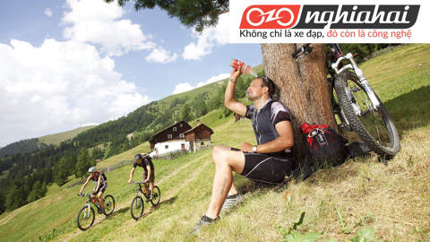 Lời khuyên khi dùng xe đạp địa hình. Sử dụng xe đạp địa hình 3