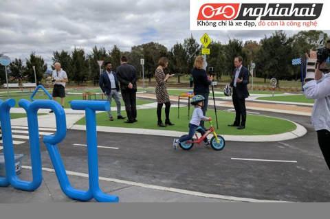 Sự phát triển của xe đạp trẻ em trên thế giới 2