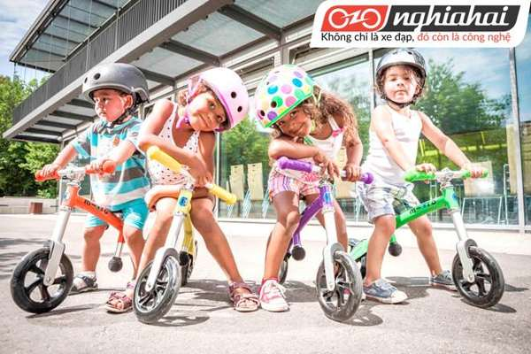 Các bộ phận quan trọng của xe đạp trẻ em 2