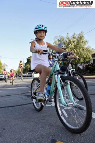 Làm sạch xe đạp trẻ em như thế nào 1