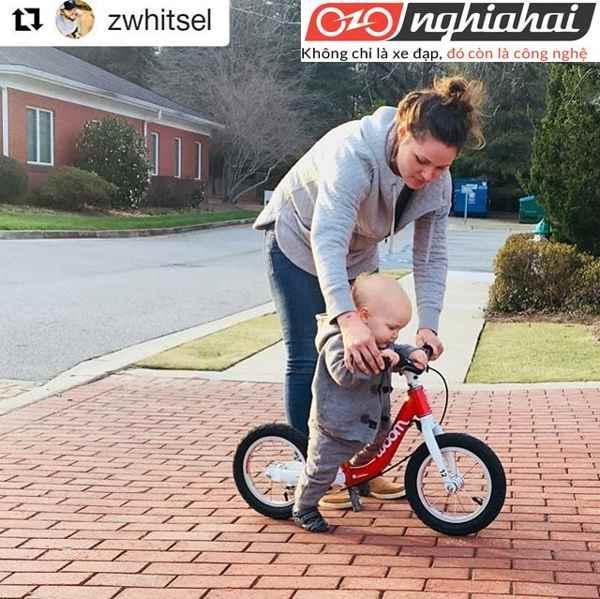 Những tính năng của xe đạp trẻ em cân bằng 3