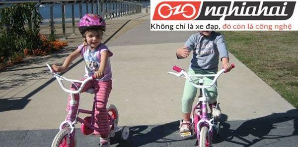 Đi tìm xe đạp trẻ em tốt nhất cho bé 1