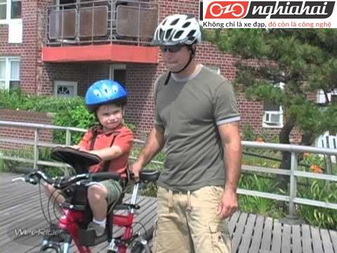 Cách để trẻ đạp xe đạp trẻ em dễ đàng 3