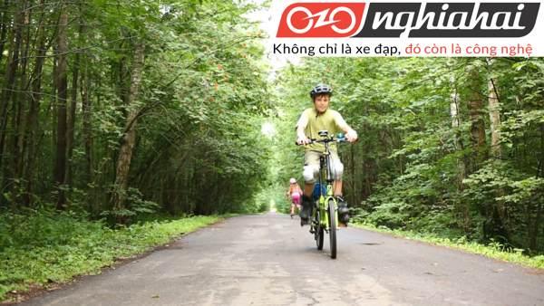 Tìm hiểu dòng xe đạp cân bằng trẻ em OOPS 3