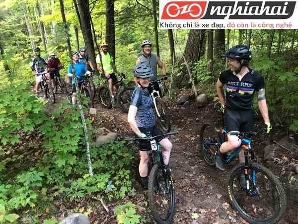 Hướng dẫn sử dụng xe đạp địa hình leo núi 3
