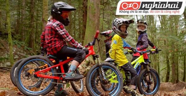 Lợi ích của việc cho trẻ đạp xe 3