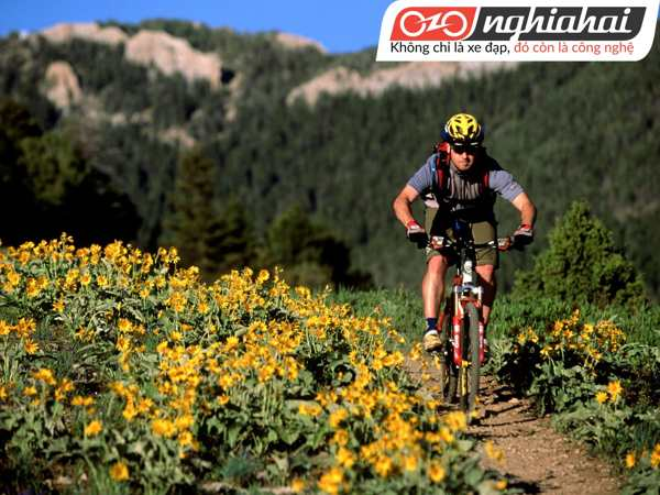 Dinh dưỡng cho người đạp xe đạp địa hình 2
