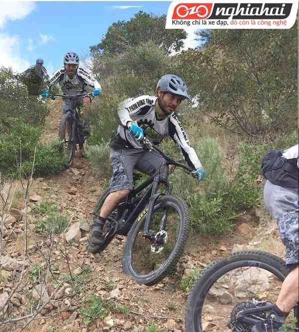 Phòng tránh chấn thương khi đạp xe đạp địa hình 3