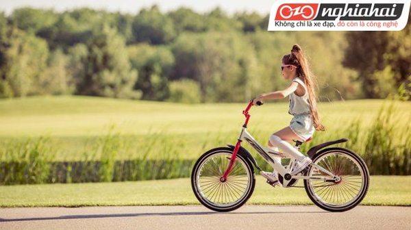 Quy trình để bé đi xe đạp trẻ em hiệu quả 2
