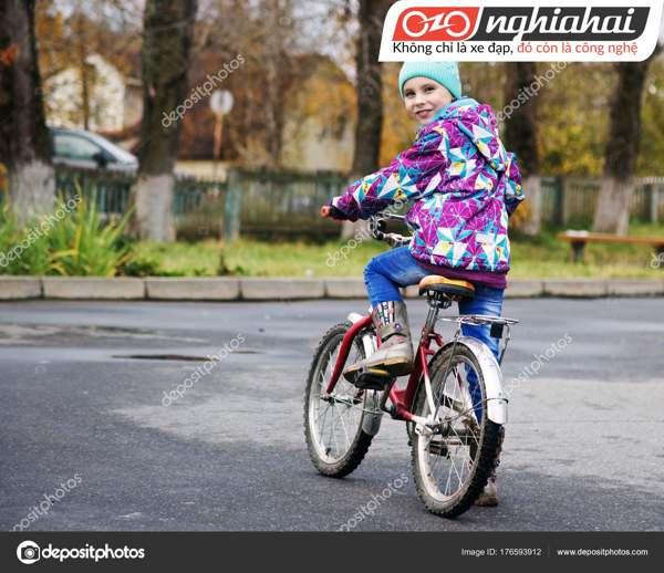 Tìm hiểu về áp suất lốp xe đạp trẻ em 3