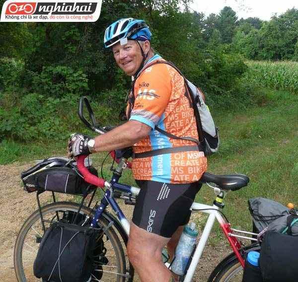 Biện pháp giúp bạn chống nắng khi đạp xe 1