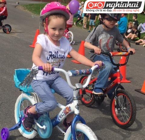 Hướng dẫn dùng bộ chuyển động tay đề xe đạp 1