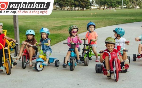 Xe đạp đường trường tốt nhất dành cho trẻ 3