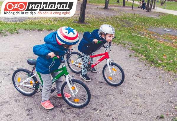 Những hiểu lầm về xe đạp trẻ em leo núi 3