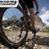 Bộ giảm xóc xe đạp tại triển lãm xe đạp quốc tế 3