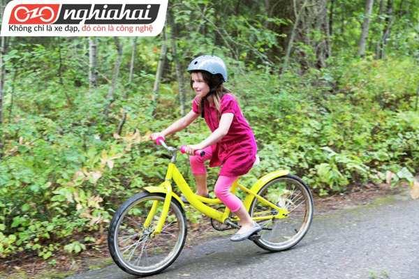 Xe đạp trang bị phanh đĩa khí nén 1