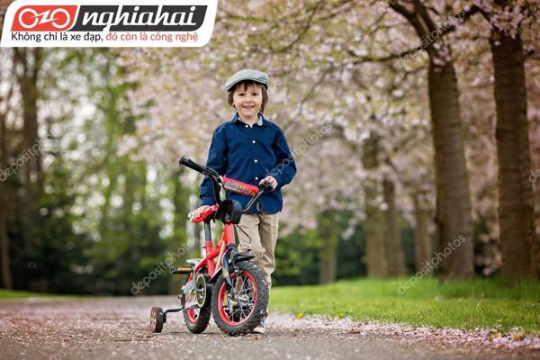 Xe đạp trang bị phanh đĩa khí nén 2