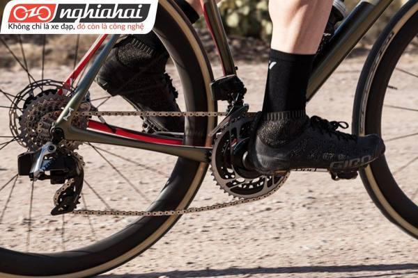 Bộ phanh đĩa xe đạp Aeolus Pro 3V 3