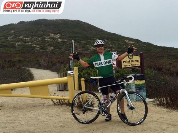 Gia nhập bộ môn xe đạp leo núi 1