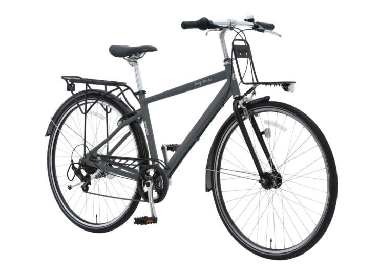 Xe đạp thể thao Nhật Half Miler1