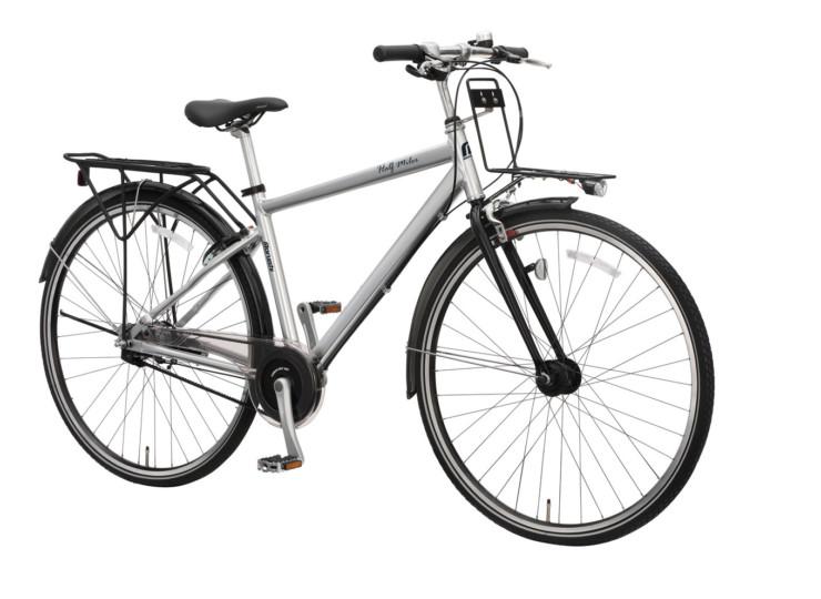 Xe đạp thể thao Nhật Half Miler2