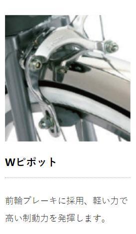 Xe đạp thể thao Nhật Half Miler8