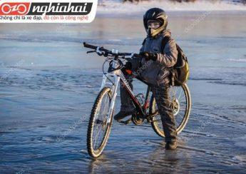 Cách xử lý khi đạp xe bị nổ lốp 3