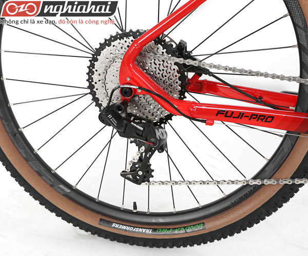Xe đạp địa hình Nhật FUJI - Pro 27